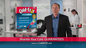 Cold EEZE TV Spot For Cold-EEZE - Thumbnail 8