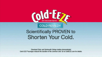 Cold EEZE TV Spot For Cold-EEZE - Thumbnail 4