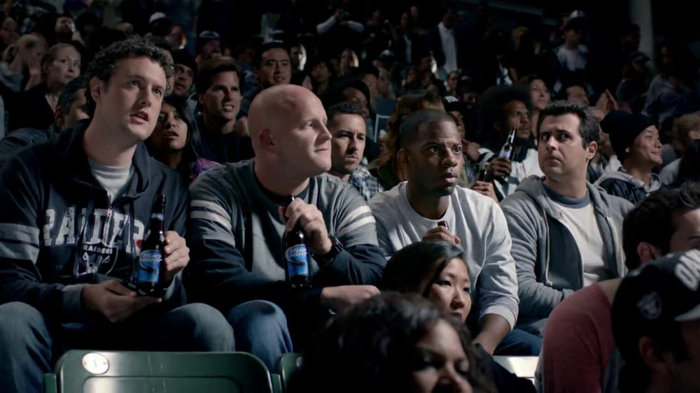 Bud light tv commercial labels out ispot aloadofball Images