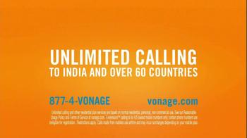 Vonage TV Spot, 'Calls to India' - Thumbnail 10