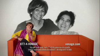 Vonage TV Spot, 'Calls to India' - Thumbnail 5