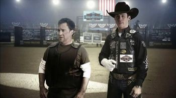 Ford TV Spot, 'Bull Ride'
