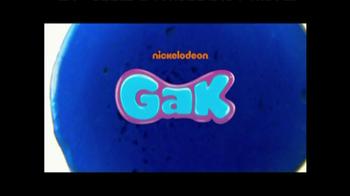 Nickelodeon Gak TV Spot - Thumbnail 1