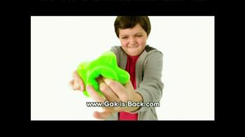 Nickelodeon Gak TV Spot - Thumbnail 9