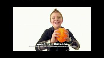Nickelodeon Gak TV Spot - Thumbnail 2