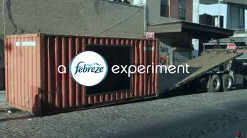 Febreze Expereiment TV Spot, 'Old Container'