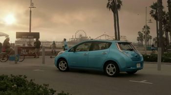 Nissan Leaf TV Spot 'The Future'  - 24 commercial airings