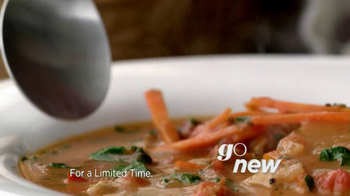 Olive Garden Unlimited, Salad and Breadsticks TV Spot, 'Go' - Thumbnail 4