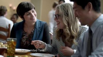 Olive Garden Unlimited, Salad and Breadsticks TV Spot, 'Go' - Thumbnail 5