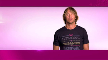 Ford Warriors in Pink TV Spot Featuring Eric Christian Olsen - Thumbnail 1