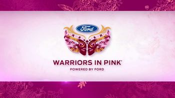 Ford Warriors in Pink TV Spot Featuring Eric Christian Olsen - Thumbnail 6