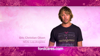 Ford Warriors in Pink TV Spot Featuring Eric Christian Olsen - Thumbnail 3