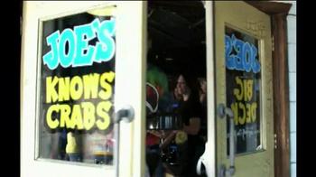 Joe's Crab Shack Classic Steam Pot TV Spot, 'Get Crackin'' - Thumbnail 1