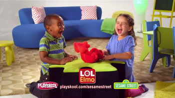 Laugh Out Loud Elmo TV Spot