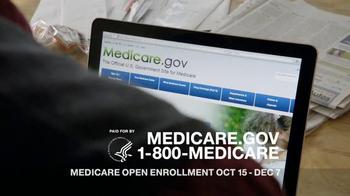 Medicare Open Enrollement TV Spot - Thumbnail 10