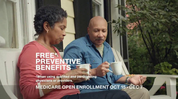 Medicare Open Enrollement TV Spot