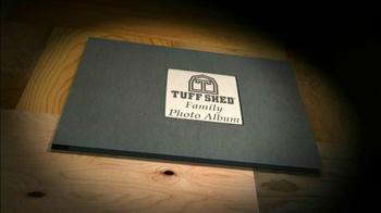 Tuff Shed TV Spot, 'Family Album' - Thumbnail 1