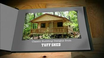 Tuff Shed TV Spot, 'Family Album' - Thumbnail 3