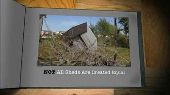 Tuff Shed TV Spot, 'Family Album' - Thumbnail 7
