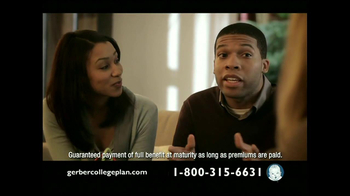 Gerber Life TV Spot for College Plan - 5079 commercial airings