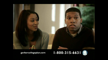Gerber Life TV Spot for College Plan - Thumbnail 7