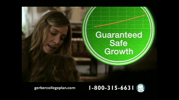 Gerber Life TV Spot for College Plan - Thumbnail 8