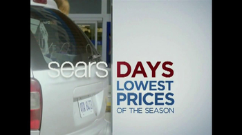 Sears Days TV Spot, 'Load up Now' - Thumbnail 3