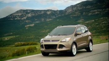2013 Ford Escape TV Spot, 'Opposites Attract' - Thumbnail 10
