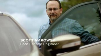 2013 Ford Escape TV Spot, 'Opposites Attract' - Thumbnail 3