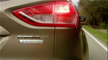2013 Ford Escape TV Spot, 'Opposites Attract' - Thumbnail 7
