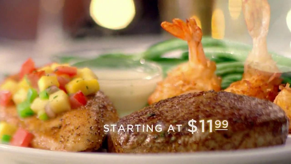 Ruby tuesday mixed grilled specials tv commercial - Ruby tuesday garden bar and grill ...