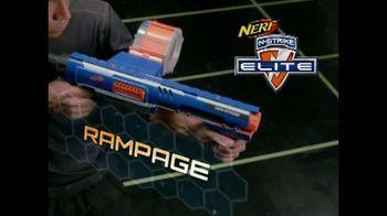 Nerf N-Strike Elite Rampage TV Spot, 'Fires Far' - Thumbnail 3