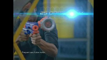 Nerf N-Strike Elite Rampage TV Spot, 'Fires Far' - Thumbnail 4