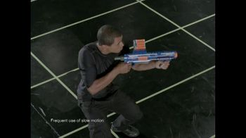 Nerf N-Strike Elite Rampage TV Spot, 'Fires Far' - Thumbnail 5