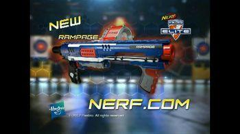 Nerf N-Strike Elite Rampage TV Spot, 'Fires Far' - Thumbnail 7