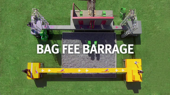 Southwest Airlines TV Spot, 'Bag Fee Barrage' - Thumbnail 2