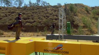 Southwest Airlines TV Spot, 'Bag Fee Barrage' - Thumbnail 3