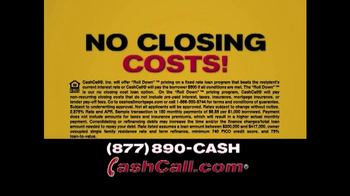Cash Call Do-Over Refi TV Spot, '2.875%' - Thumbnail 5