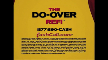 Cash Call Do-Over Refi TV Spot, \'2.875%\'