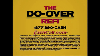 Cash Call Do-Over Refi TV Spot, '2.875%' - Thumbnail 2
