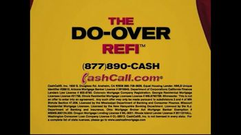 Cash Call Do-Over Refi TV Spot, '2.875%'