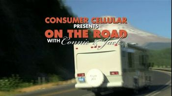 Consumer Cellular TV Spot, \'On-the-Go\'
