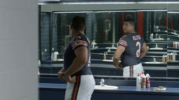 NFL Apparel TV Spot, 'Roommates' Featuring Jay Cutler and Roberto Garza - Thumbnail 8