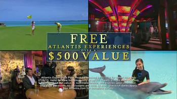 Atlantis Winter Special TV Spot, 'Two Weeks' - Thumbnail 5