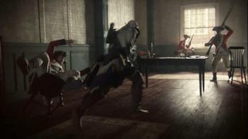 Assassins Creed III TV Spot, 'Declaration of Independence' - Thumbnail 4