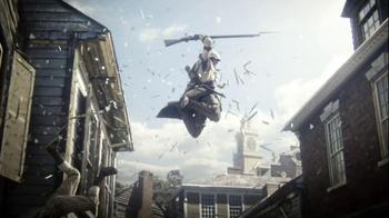 Assassins Creed III TV Spot, 'Declaration of Independence' - Thumbnail 5