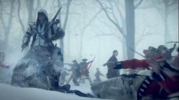 Assassins Creed III TV Spot, 'Declaration of Independence' - Thumbnail 7