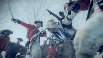 Assassins Creed III TV Spot, 'Declaration of Independence' - Thumbnail 8