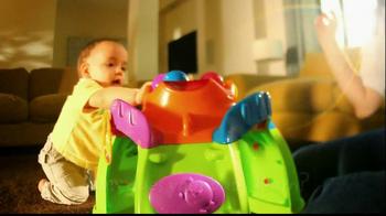 Fisher Price Stand-Up Ballcano TV Spot, 'Joy of Learning' - Thumbnail 1