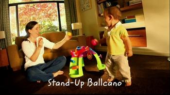 Fisher Price Stand-Up Ballcano TV Spot, 'Joy of Learning' - Thumbnail 8